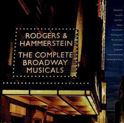 Various - The Broadway Musicals Of Rodgers & Hammerstein (OCR)