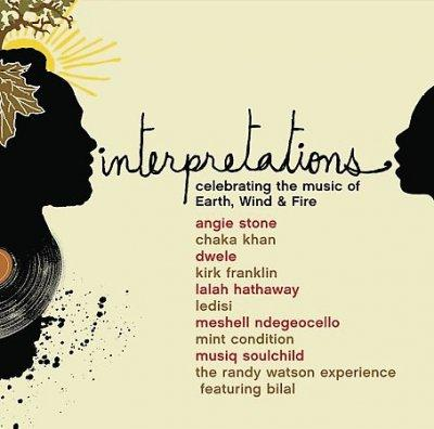Various - Interpretations- Celebrating the Music of Earth Wind and Fire