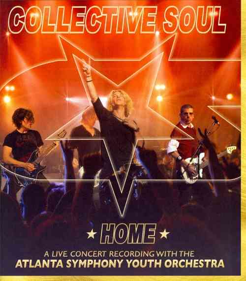Collective Soul: Home (Blu-ray Disc)