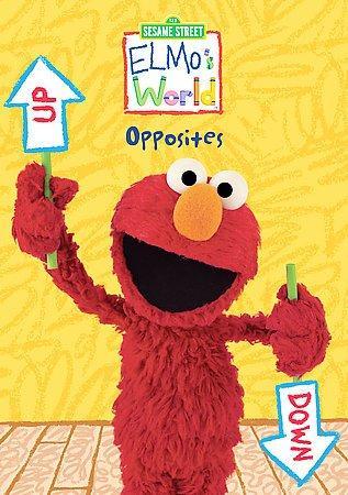 Elmo's World: Opposites (DVD)