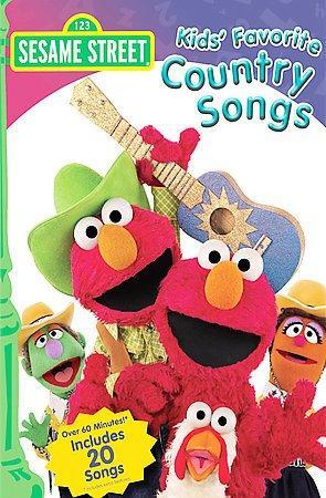 Kids' Favorite Country Songs (DVD)