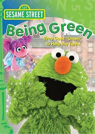 Sesame Street: Being Green (DVD) - Thumbnail 0