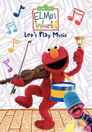 Elmo's World: Let's Play Music (DVD)