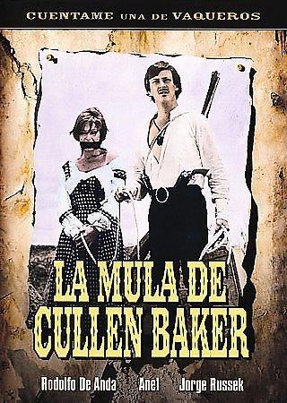 La Mula De Cullen Baker (DVD)