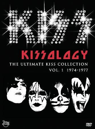 KISS - Kissology Vol. 1: 1974-1977 (Not Rated)