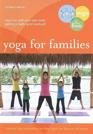 Yoga for Families (DVD)