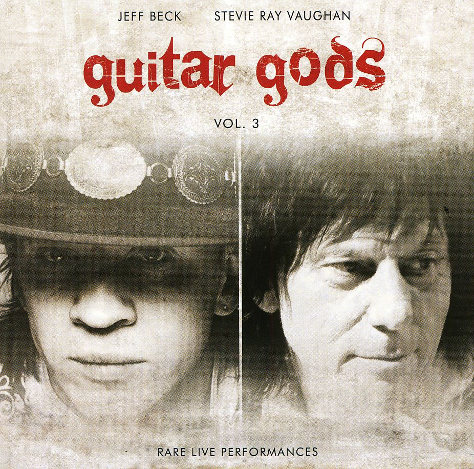 Steve Ray Vaughan - Guitar Gods: Vol. 3: Jeff Beck/Steve Ray Vaughan