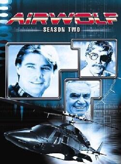 Airwolf: Season Two (DVD)