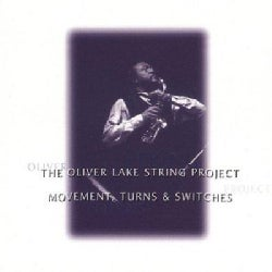 Oliver Lake's Spring Project - Movement/Turns/Switches