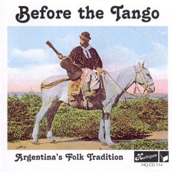 Various - Before The Tango: Argentina's Folk Tradition 1905-36
