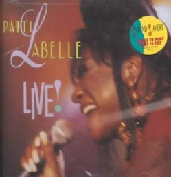 Patti Labelle - Patti Labelle Live