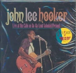 John Lee Hooker - Live at Cafe Au Go Go