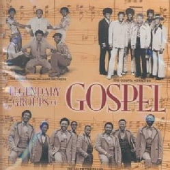 Various - Legendary Gospel Groups