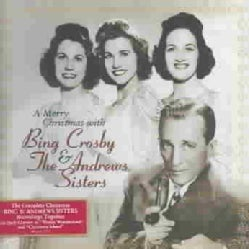 Bing Crosby - A Merry Christmas with Bing Crosby & The Andrews Sisters