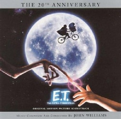 John Williams - E.T. Extra-Terrestrial (ost) 20th