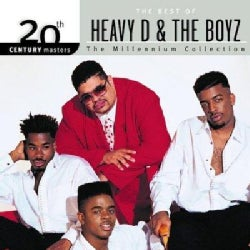 Heavy D & The Boyz - 20th Century Masters- The Millennium Collection: The Best of Heavy D & The Boyz