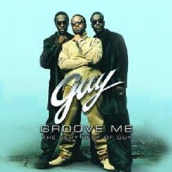 Guy - Groove Me-Very Best of Guy