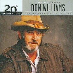 Don Williams - 20th Century Masters - The Millennium Collection: The Best of Don Williams Vol 2