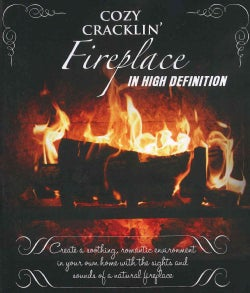 Cozy Cracklin Fireplace (Blu-ray Disc)