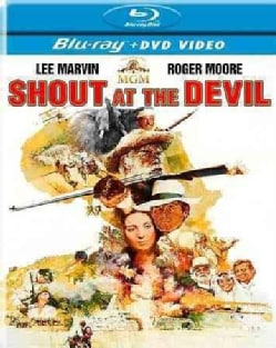 Shout At The Devil (Blu-ray/DVD)