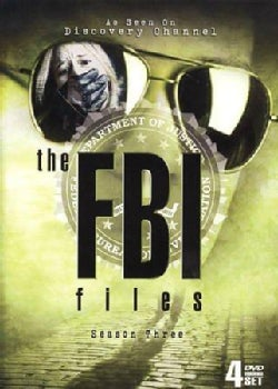The FBI Files Season 3 (DVD)