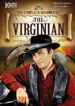 The Virginian: The Complete Fifth Season (DVD)