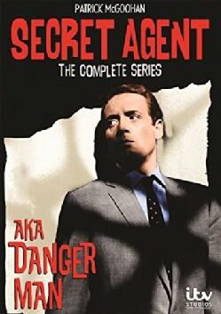 Secret Agent Man (Aka Danger Man): The Complete Series (DVD)