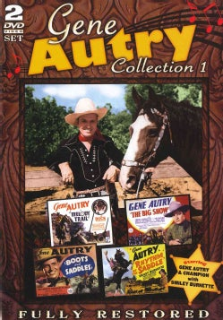 Gene Autry Collection 1 (DVD)