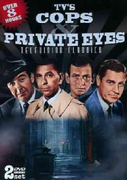 TV Cops/Private Eyes (DVD)