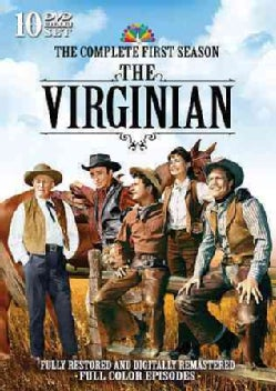 The Virginian: The Complete First Season (DVD)