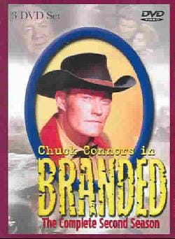 Branded: The Complete Second Season (DVD)