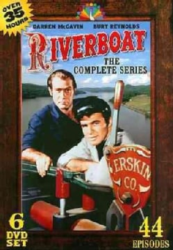 The Riverboat Complete Series (DVD)