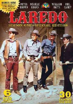 Laredo Season 1 (Special Edition) (DVD)