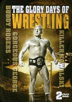 Glory Days Of Wrestling (DVD)