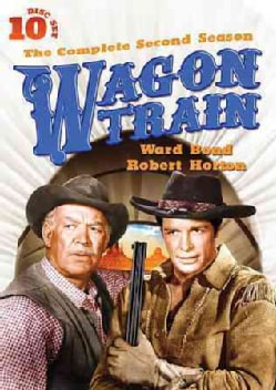 Wagon Train: The Complete Second Season (DVD)