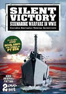Silent Victory: Submarine Warfare in WWII (DVD)
