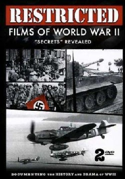 Restricted Films Of WWII (DVD)