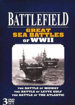 Battlefield Great Sea Battles Of WWII (DVD)