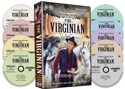 The Virginian: The Complete Eighth Season (DVD)