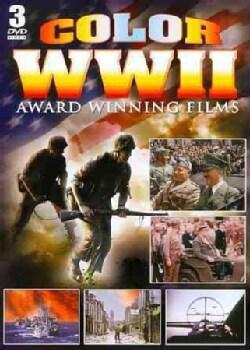 Color WWII Award Winning Films (DVD)