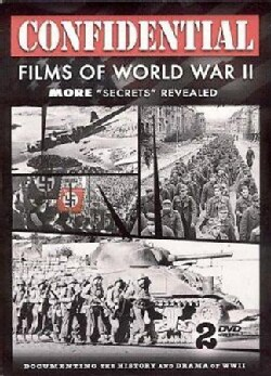 Confidential Films Of WWII (DVD)