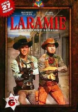 Laramie The Second Season (DVD)