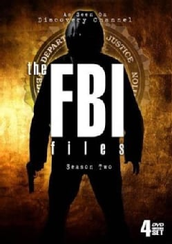 The FBI Files Season 2 (DVD)