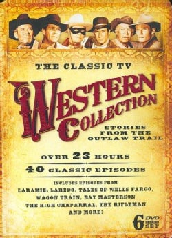 The Classic TV Western Collection (DVD)