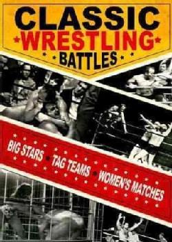 Classic Wrestling Battles (DVD)