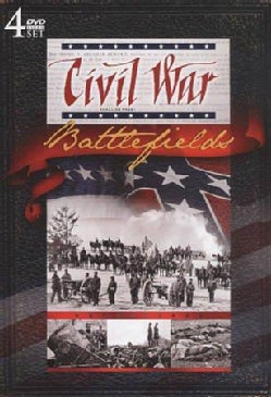 Civil War Battlefields (DVD)