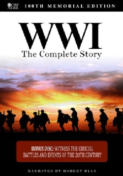 WWI: The Complete Story 100th Memorial Edition (DVD)