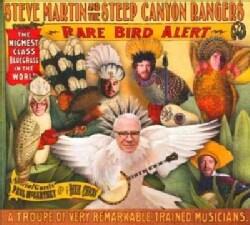 Steve And The Steep Canyon Rangers Martin - Rare Bird Alert