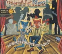 Roomful Of Blues - Blues'll Make You Happy Too