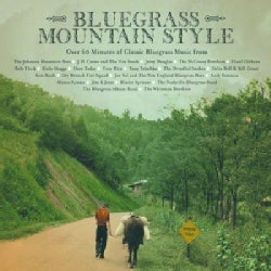 Various - Bluegrass Mountain Style